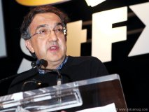 Sergio Marchionne, CEO of Chrysler Group