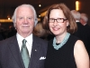 Urban Joseph (corporate director of TD Bank)and Lucille Joseph
