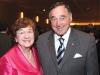 Marie and Senator Frank Mahovlich