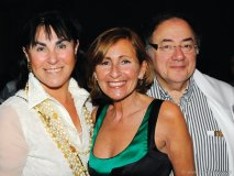 Honey Sherman, Clara Cooper, Barry Sherman