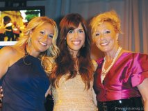 Stacey Cynamon, Holly Bellman and Nancy Pencer