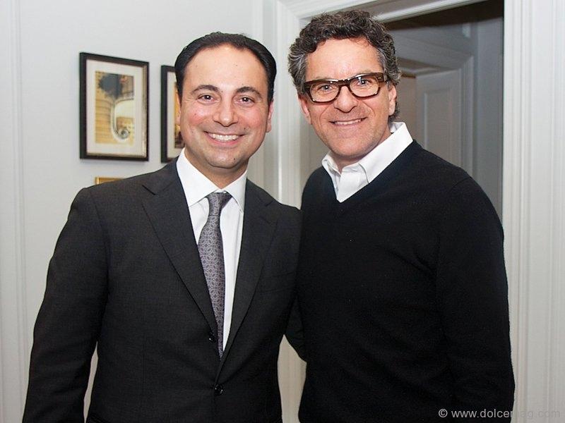 Developer Sam Mizrahi and designer Brian Gluckstein