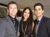 Fernando Zerillo, Susan Bhatia and Ajay Bhatia
