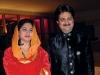 Yuvrani Saheba Kadambaridevi of Rajkot and Yuvraj Saheb Mandhatasinhji Jadeja of Rajkot