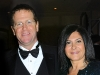 David Wood (VP, Asset Management and Leasing Brookfield Office Properties) and wife, Mara Wood