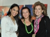 Susan Bhatia, director of new business development of Dolce Publishing Inc., Michelle Zerillo-Sosa, co-founder and publisher of Dolce Publishing Inc., and Robin Turack