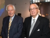 Sonny Gordon (chairman, board of directors Dundee Corporation) with Ned Goodman (president and CEO Dundee Corporation)