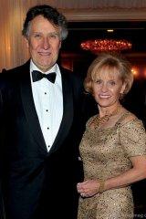 Philanthropists Jerry and Joan Lozinski