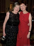 Margaret McCain, Mavis Staines (NBS artistic director and co-CEO
