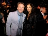 Robert Herjavec of Dragons' Den and actress Sofia Milos.