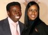 Toronto Argonauts vice-chair Michael (Pinball) Clemons with wife, Diane Williams.