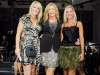 Constance Shaw of Cushman & Wakefield Ltd.; Shannon Tweed and  Nicole Davis.