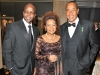 Luminary Award recipients Donovan Bailey, Right Hon. Michaëlle Jean and Michael Lee-Chin.