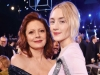 Susan Sarandon and Saoirse Ronan