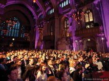 londons guildhall was the luxurious venue