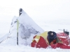 Bellini has travelled all over the world in search of adventure. His minor accomplishments include a 200-kilometre stage race in Alaska and a two-year trek dragging a sledge 2,000 kilometres across Iceland