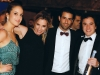 Guests enjoying the 7th annual amfAR gala