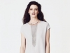 Fabiana Filippi 's minimal-chic dress and necklace are the definition of understated luxury