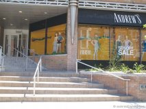 Andrew\'s store front