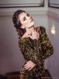 Dress by Stefan Eckert