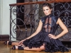 Dress by Black Soma; shoes, stylist's own
