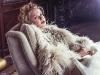 Dress by Felicita Design; jacket by Marcel Osterberg; necklace by Konplott