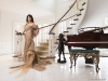 As one of the Real Housewives of Toronto, Kaplan exudes chic style and the ultimate in glamour and sophistication Dress: AnnKM with Christopher Paunil | Photos by Jesse Milns