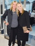 Heather Schlesinger, senior director of visual merchandising at Ann Taylor; and Lisa Axelson