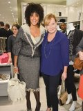 Suzanne Boyd, editor-in-chief of Zoomer magazine and Marilyn Denis, television personality and host of The Marilyn Denis Show