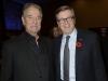 Eric Braden and Mayor John Tory
