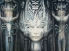H.R. Giger Realist painter - Lil II