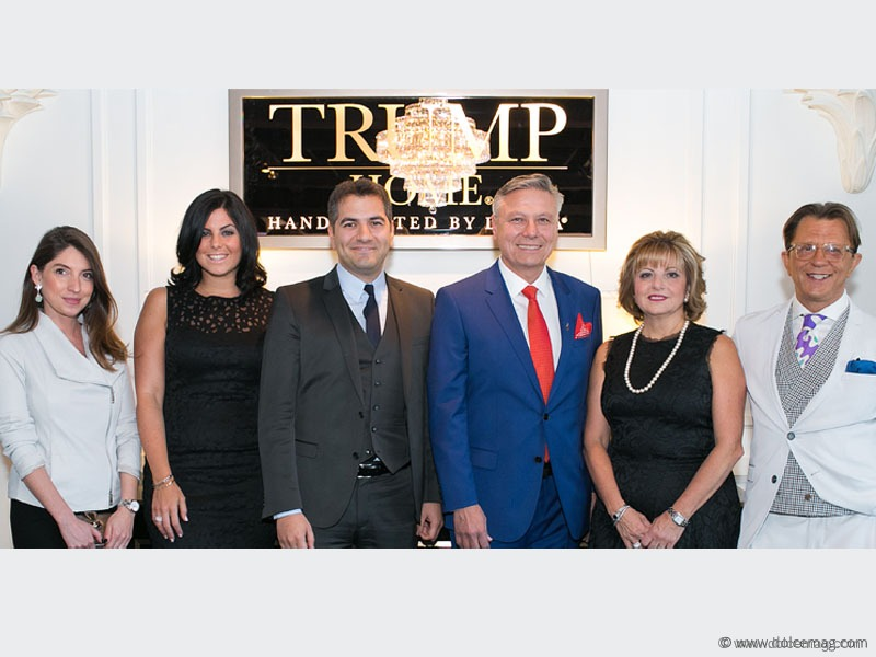 Gigi Cihan Guler, Vanessa Di Girolamo, Doruk Yorgancioglu, Sav Caputo, Angela Caputo, and Jacques Dinel