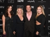 (L-R) Dominique Bisson, Shantelle Bisson, Yannick Bisson, and Mikaela Bisson attend the 13th Annual Artists for Peace and Justice Fundraiser during Toronto International Film Festival on September 11, 2021 in Toronto, Ontario. (Photo by Ryan Emberley/Getty Images for Artists for Peace and Justice)