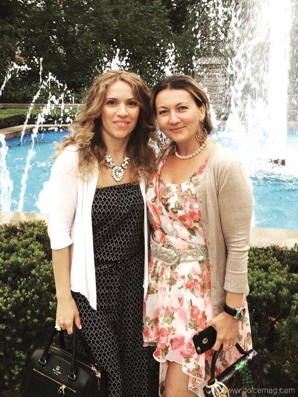 Angela Palmieri-Zerillo and Michelle Zerillo-Sosa