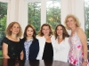Debbie Tessler, Helen Ching-Kircher, Michelle Zerillo-Sosa, Angela Palmieri-Zerillo and Robyn Turack