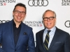 Giorgio Delucchi with Tommy Hilfiger at the third annual Audi Innovation Series in Toronto | Photos courtesy of Audi Canada