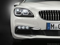 BMW has always had a knack for transcending good looks and creating a vehicle that's as beautiful to look at as it is to drive. The 650i Gran Coupe, with its roaring twin-turbocharged V-8 engine and sleek exterior is no exception