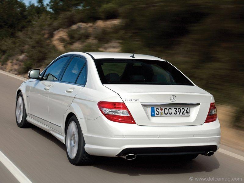 Mercedes Benz C350 Dolce Luxury Magazine