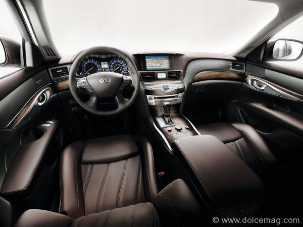 Infiniti M56 Sport Sedan Dolce Luxury Magazine
