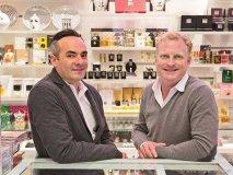 babalu store owners Paolo Ambu and Greg Melvin