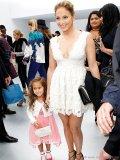 Jennifer Lopez with daughter Emme, IMAGES COURTESY OF AKM-GSI VIA CELEBRITYBABYSCOOP.COM