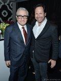 Avrich and director Martin Scorsese