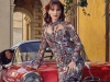 Dress: Philipp Plein, Necklaces & Earrings: Marc Jacobs, Shoes: Dolce&Gabbana