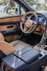 Every detail inside the Bentley Bentayga feels like it was designed with purpose for maximum refinement