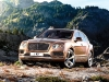 The Bentley Bentayga, the first-ever ultra-luxury SUV from the English automotive manufacturer