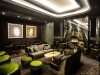 The Lobby Bar offers a sleek and sophisticated atmosphere to hold both personal and business affairs