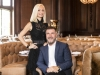 BlueBlood Steakhouse is the most recent concept from Liberty Entertainment Group, spearheaded by Nick Di Donato and his wife, Nadia Di Donato (creative director) | Photo By Jesse Milns