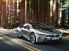 The all-new BMW i8,  the new halo car of the luxury German automotive brand