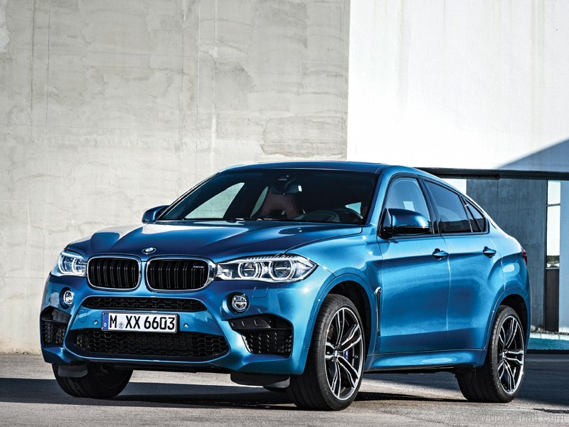 bmw X6 M – An animal of power and practicality | Dolce Luxury Magazine