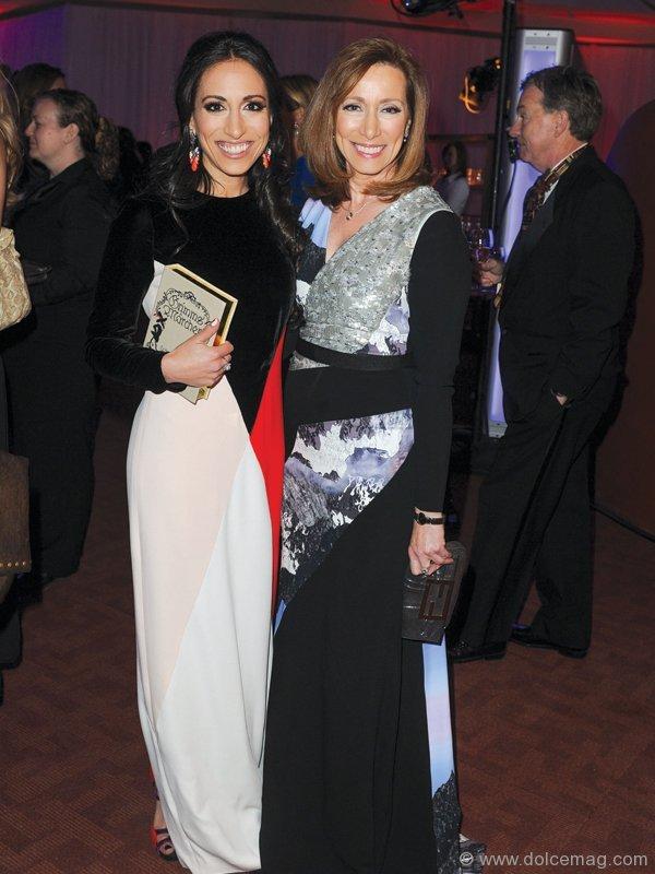 Amy Burstyn Fritz and Helen Burstyn